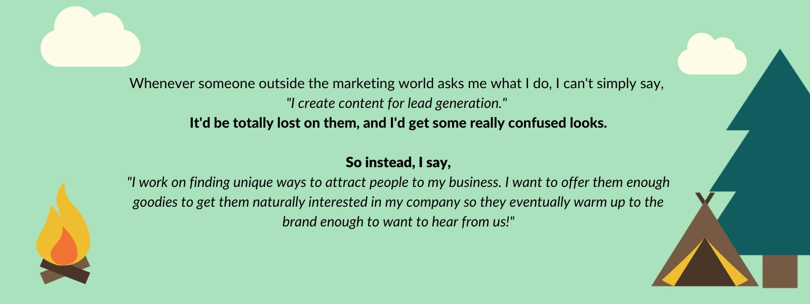 HubSpot Landing Page Quote